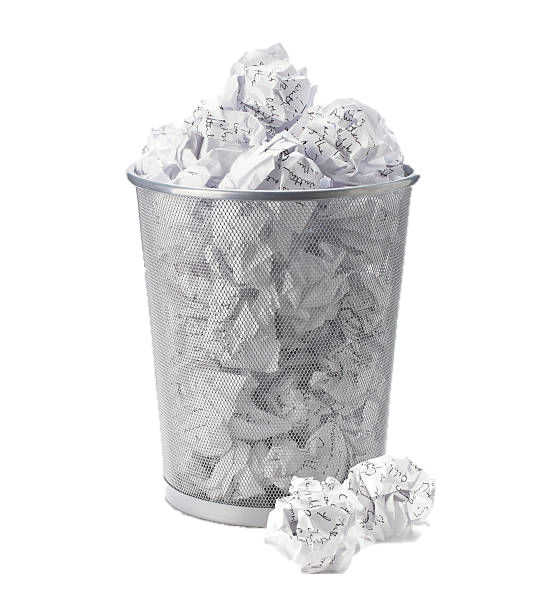 final trash can